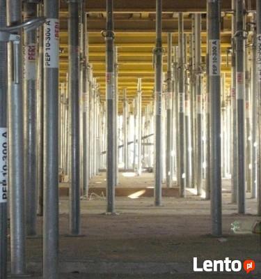 Stemple budowlane ocynkowane -producent ENCO