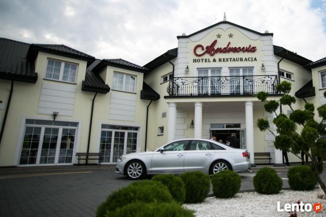 Auto na ślub wesele, samochód do ślubu - Audi A6 C7 Premium