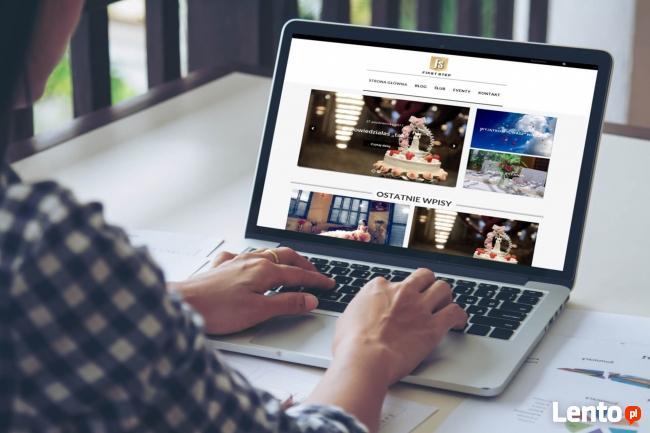Wykonanie strony internetowej Tworzenie stron www Reklama