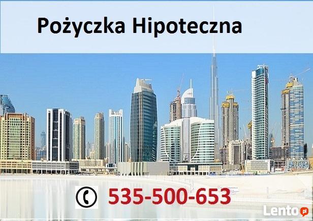 Pozabankowa Pożyczka Hipoteczna Dla Firm i Osób Fizycznych!