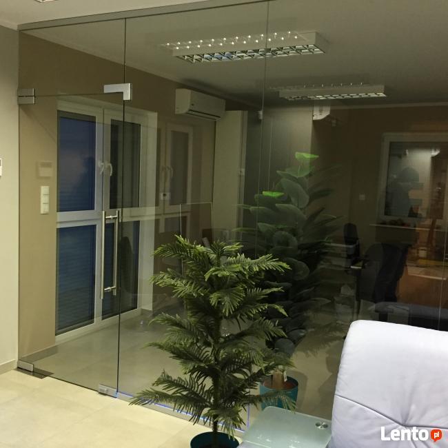 Zabudowy szklane, drzwi ze szkła, balustrady ze szkła !