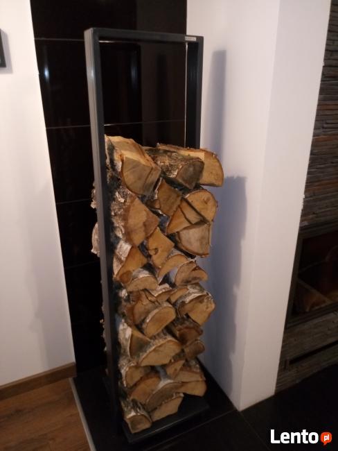 Stojak na drewno kominkowe 150 cm