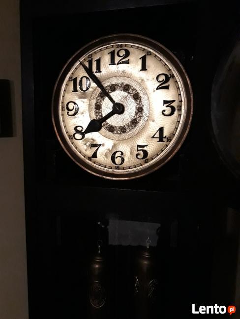 zegar kolumnowy sprzedam