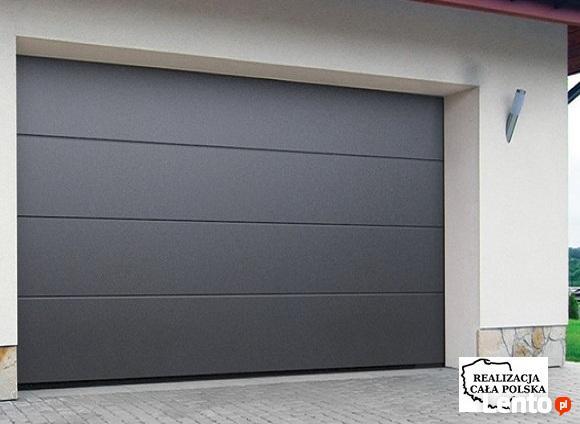Brama garażowa segmentowa - cała Polska