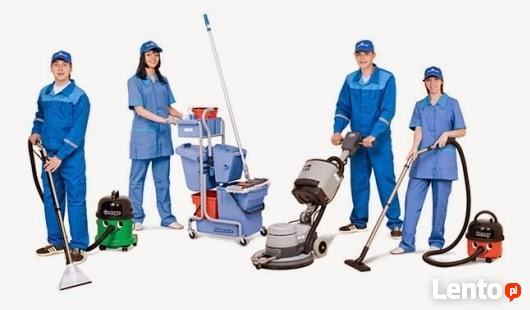 Oferujemy profesjonalne sprzątanie, wybierz czysty świat!