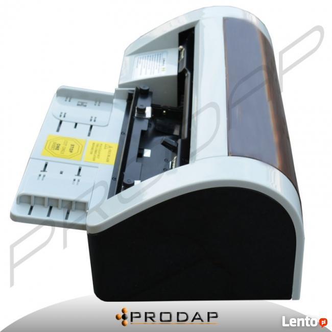 Gilotyna obcinarka wycinarka elektryczna do wizytówek 90x50m
