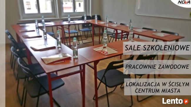 Nova Centrum Edukacyjne wynajmujemy sale szkoleniowe