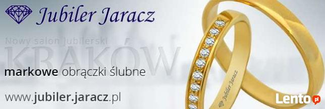 Złote obrączki ślubne klasyczne 4mm J036