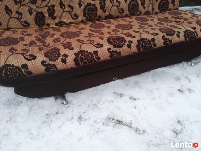 Wersalka łóżko