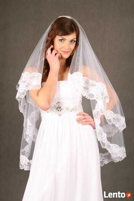 Welony ślubne gotowe i szyte na miarę
