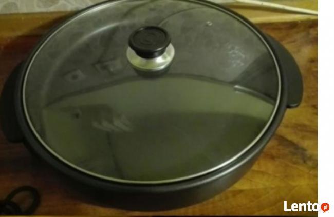 Patelnia elektryczna 40 cm niemiecka
