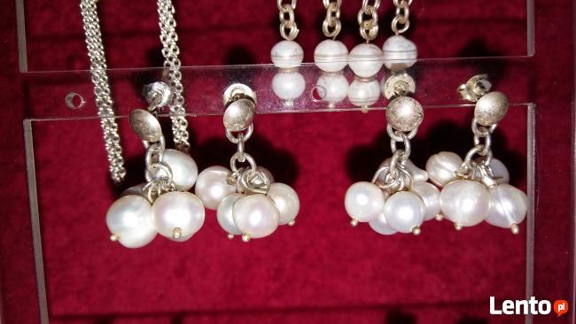 Kolczyki srebro 925 kol. 3 biżuteria srebrna - wyprzedaż