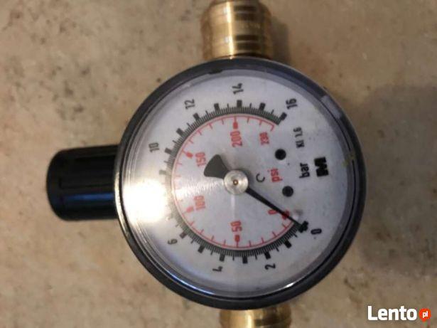 Reduktor Cisnienia 1/4 oraz pasujace szybkozlaczki