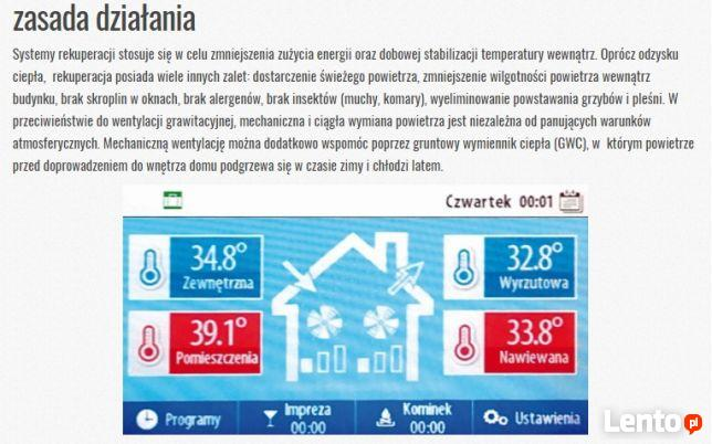 SKRZYNKA ROZPRĘŻNA Przelotowa 2x75/125 Rekuperacja PRODUCENT