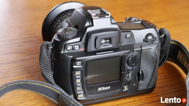 lustrzanka Nikon D70s