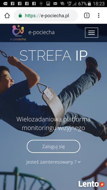 Przedszkole z E-pociecha pl bezpłatnym system monitoringu