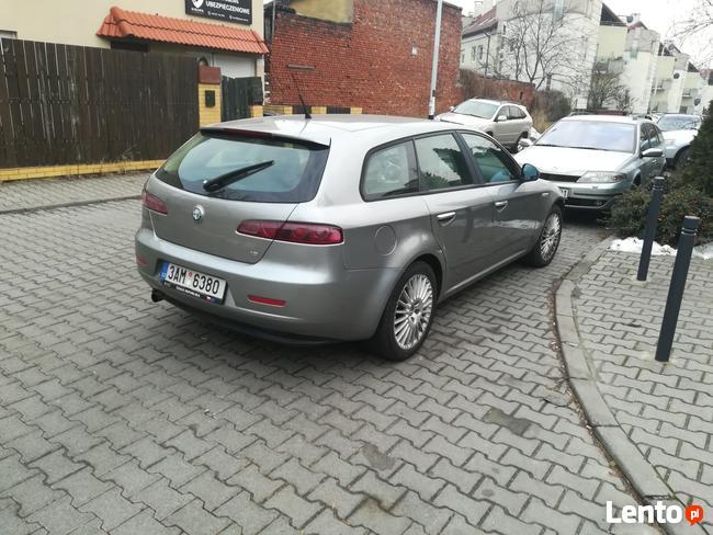 Alfa Romeo 159, okazja przeczytaj opis Bez ukrytych wad