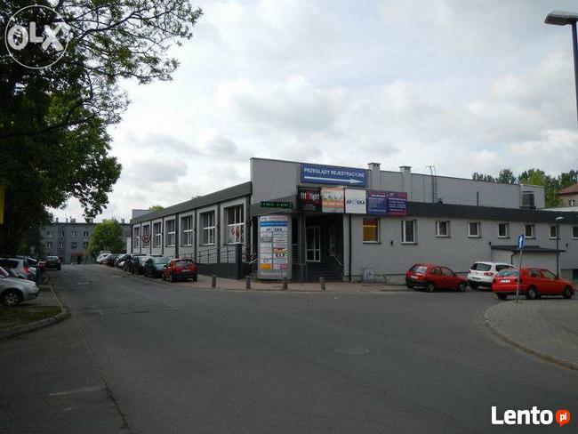 Wynajme pomieszczenia handlowo-magazynowe w centrum Zabrza