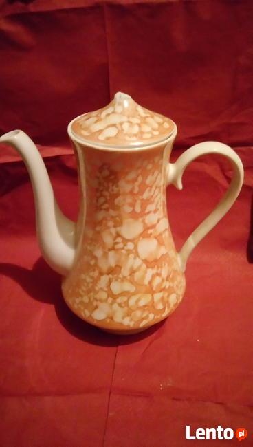 Porcelanowy zestaw kawowy 17 części