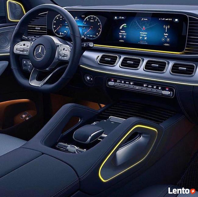 Mercedes GLE 300d 4MATIC 2019r