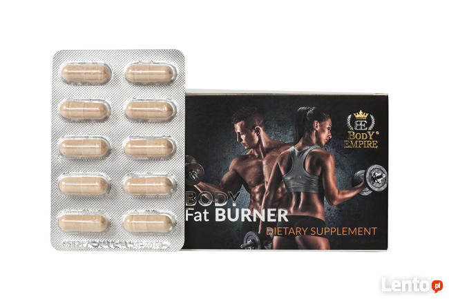 SPALACZ TŁUSZCZU Body Fat Burner Body Empire