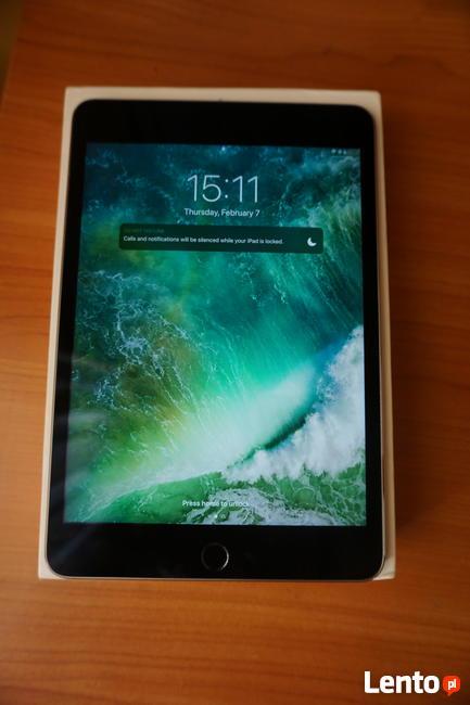 Tablet APPLE iPad mini 4 Wi-Fi 128GB Gwiezdna szarość