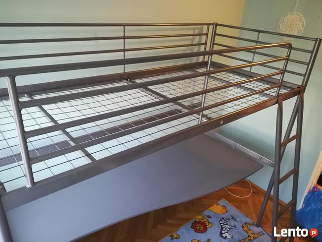 Archiwalne łóżko Ikea Svarta Rama Z Blatem Piotrków Trybunalski