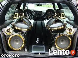 sprzęt car audio tanio