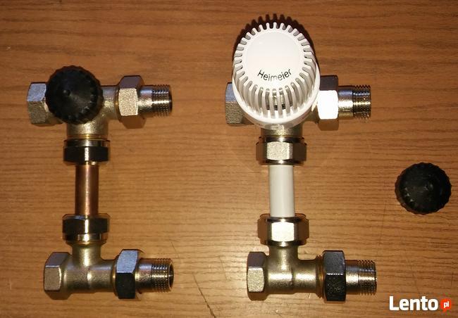 Zawór termostatyczny 1/2 ( by-pass )