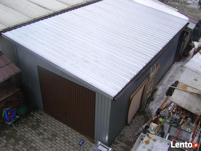 KUPIE GARAZ BUDYNEK GOSPODARCZY-60m z placem w bialymstoku