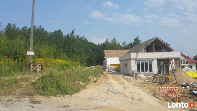 Dzialka budowlana 2040 mq w Rudniku (Lublin)