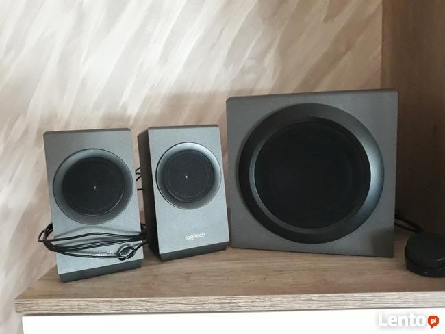 Głośniki komputerowe LOGITECH Z337