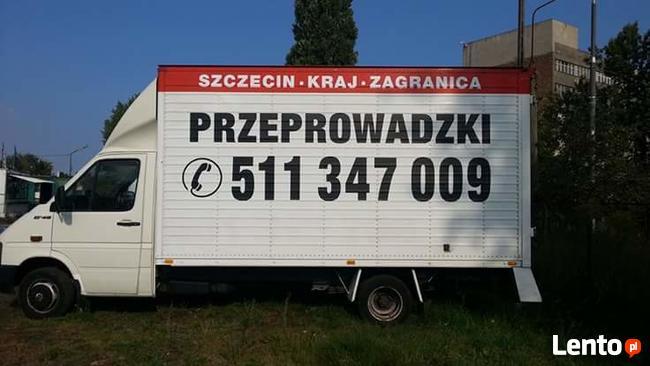 Bagażówki.Przeprowadzki.Szczecin 511-347-009 !!!