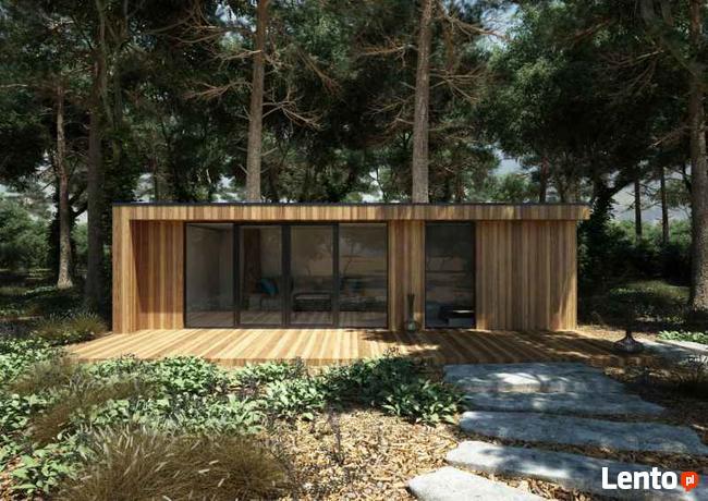 Domek letniskowy biuro drewniane domek drewniany producent