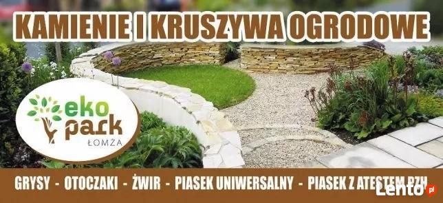 Grys Granitowy 8-16 mm Eko Park Łomża