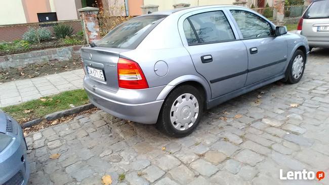 Opel Astra. 78 tys.km. Pierwszy właściciel.Serwis w Oplu.