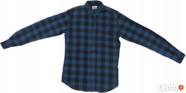 Męska koszula w kratę Cubus Regular Fit rozmiar L Katowice
