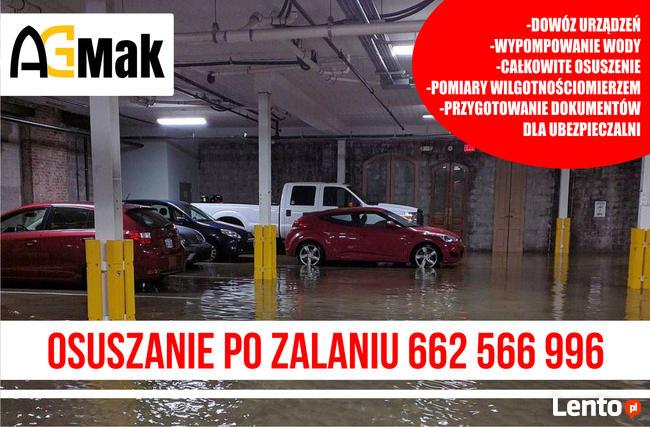 Ozonowanie pomieszczeń AGMAK Lublin