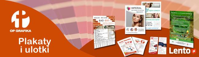 Grafik komputerowy, praca zdalna- projektowanie reklam