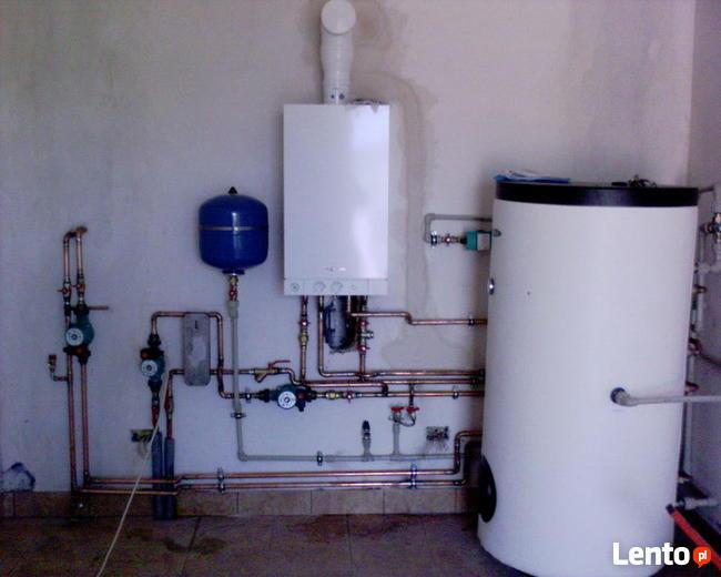 instalacje WOD KAN CO, centralne ogrzewanie FVAT gwarancja