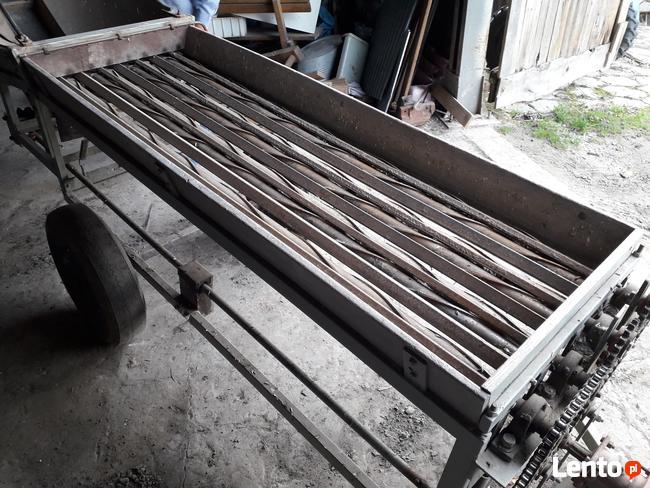 Maszyna do obcinania cebuli