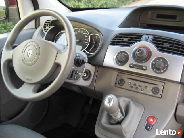 *Renault*Kangoo*Osobowy*Diesel*Klima*Zimówki*Nowy*Serwis*