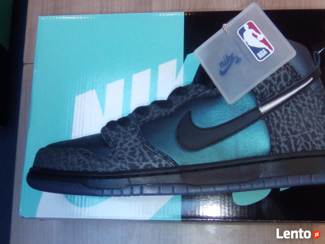 new arrival e1ce0 03e96 NOWOŚĆ buty NIKE SB X Black SHEEP Dunk High Pro BQ 6827 001