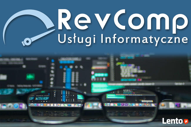 RevComp Usługi Informatyczne Komputerowe Serwis Kraków