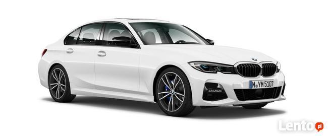 BMW 3 330i G20 nowy model 2020