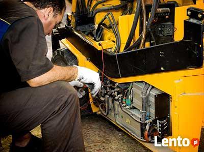 Technik-Mechanik Serwisu Wózków Widłowych