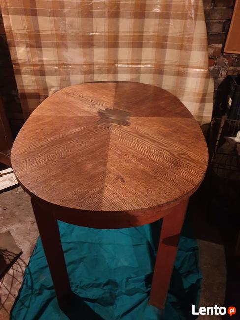 Stół przedwojenny - wymaga renowacji