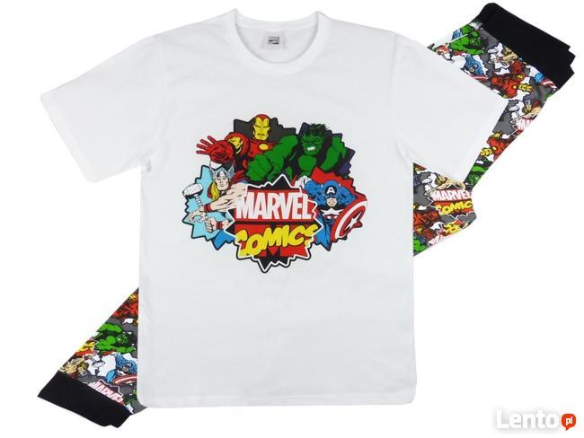 Męska piżama Avengers Marvel S M L XL