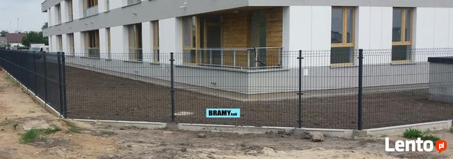 ogrodzenia panelowe Przasnysz Płock Leszno Sierpc, Serock
