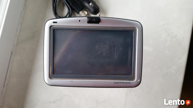 GPS Nawigacja Tom Tom Go 710 z kartą 2 GB
